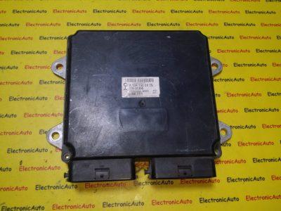 ECU Calculator motor Smart Forfour 454 A1341500879, 1860A300