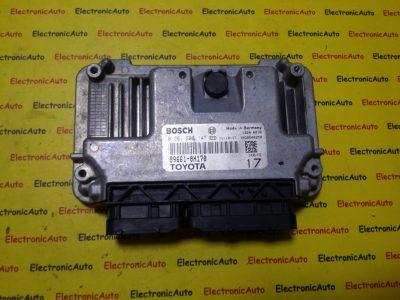 ECU Calculator motor Toyota Aygo 1.0 0261S06147, 89661-0H170