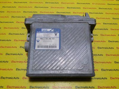 ECU Calculator motor Volvo V40 1.9TD HOM7700868321, R04080002D
