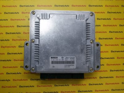 ECU Calculator motor Volvo V40 1.9TDI 0281010441