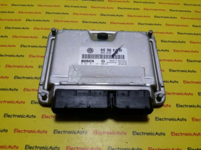 ECU Calculator motor VW Fox 1.4TDI 0281011721, 045906019BN