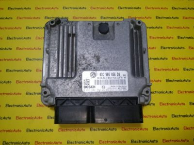 ECU Calculator motor Vw Golf 0261S02369, 03C906056DQ, MED9.5.10
