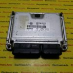 ECU Calculator motor VW Golf4 1.9TDI 0281010112