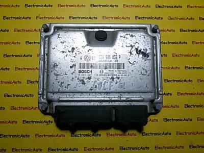 ECU Calculator motor VW Golf4 1.4 0261207179 036906032P