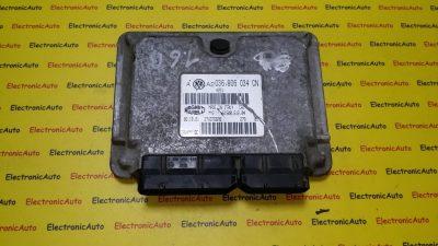 ECU Calculator motor VW Golf4 1.6 036906034CN