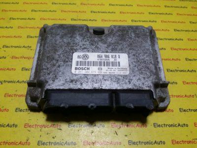 ECU Calculator motor VW Golf4 1.8T 0261204673, 06A906018R