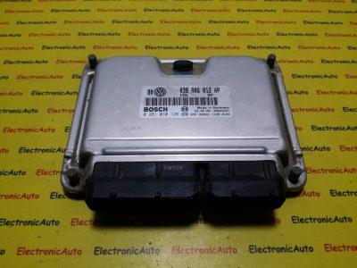 ECU Calculator motor VW Golf4 1.9TDI 0281010126, 038906012AP