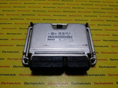 ECU Calculator motor VW Golf4 1.9TDI 0281010977, 038906019HJ