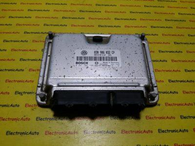 ECU Calculator motor VW Lupo 1.0 0261207199, 030906032CP