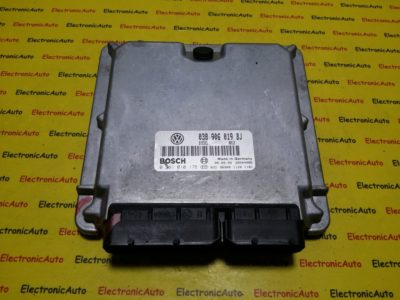 ECU Calculator motor VW Passat 1.9TDI 0281010176, 038906019BJ