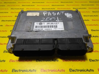ECU Calculator motor VW Passat 1.6 3B0906018F, 5WP4003502