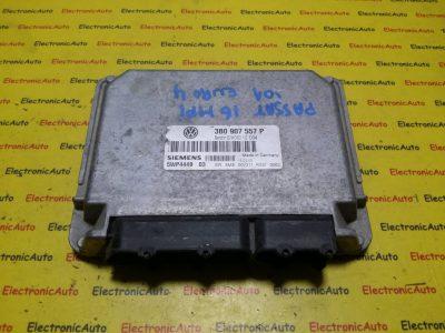 ECU Calculator motor VW Passat 1.6 3B0907557P, 5WP444903