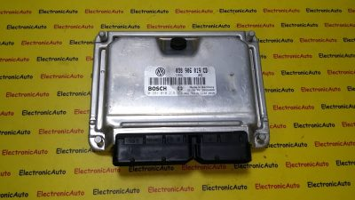 ECU Calculator motor VW Passat 1.9TDI 0281010218, 038906019CD