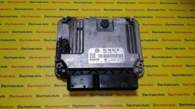 ECU Calculator motor VW Passat 1.9TDI 0281012742, 03G906021DP, BKC
