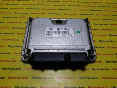 ECU Calculator motor VW Polo 1.4 0261206767 ME7.5.10 AKK