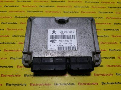 ECU Calculator motor VW Polo 1.4 036906034D, IAW4LV.L