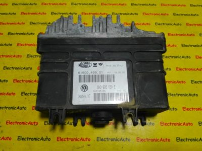 ECU Calculator motor VW Polo 6K0906030E, 6160049901