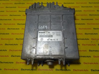 ECU Calculator motor VW, Seat 0281001483/484, 028906021DK