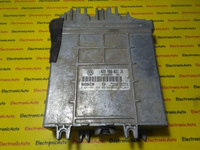 ECU Calculator motor VW Sharan 1.9TDI 0281001968, 028906021JK