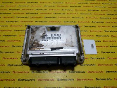 ECU Calculator motor+cip Seat Ibiza Cordoba 6K0906032Q, 0261206836