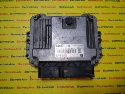 ECU Calculator Opel Zafira 1.9 CDTI 0281013593 55205621
