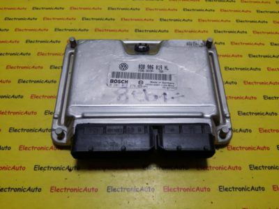 ECU Calculator Skoda Fabia, Seat Cordoba 1.9TDI 0281012276 038906019NL