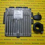 Kit pornire Dacia Logan 8200513113, 8200593576