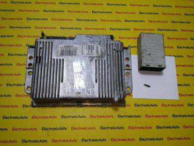 Kit pornire Daewoo Matiz 0.8 K115000010F, 2S 96259124