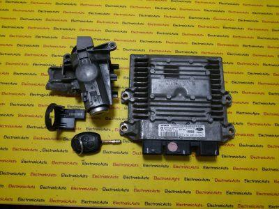 Kit pornire Ford Fiesta 2S6A12A650BG, 5WS40027GT