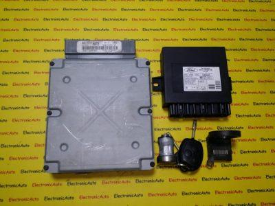 Kit pornire Ford Focus 1.8TDDI 98AB12A650BGH, DPC-612