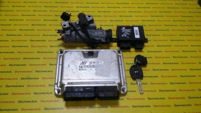 Kit pornire Ford Galaxy, Vw Sharan 1.9TDI YM2112A650KB, 038906019FA