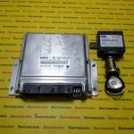 Kit pornire Lancia Lybra 2.4JTD 0281010001, 46472184, C425B839
