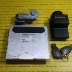 Kit pornire Mercedes C180 1.8CDI 5WK90402, A1111531779