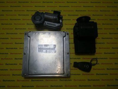 Kit pornire Mercedes C220 2.2CDI 0281010527 A6111532379 CR2.11