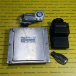 Kit pornire Mercedes C270 2.7CDI 0281010531, A6121531079