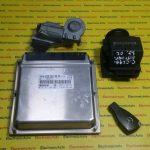 Kit pornire Mercedes C270 2.7CDI 0281011068, A6121534979
