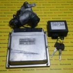Kit pornire Mercedes Sprinter 2.2CDI 0281010612, A6111535979