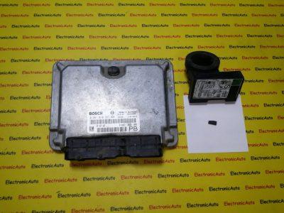 Kit pornire Opel Astra 2.0DTI 0281010267, 24417167