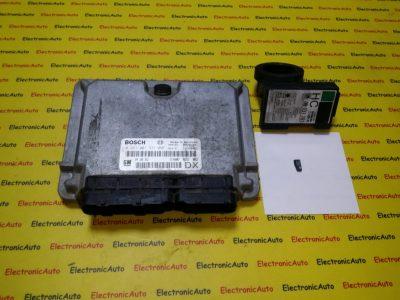 Kit pornire Opel Astra G 2.0DTI 0281001971, 09180353