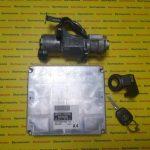 Kit pornire Toyota Avensis 2.0D4D 89661-05A41, MB175800-9500