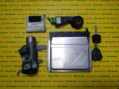 Kit pornire Volvo V70 2.4T 0261207666, 08675155A