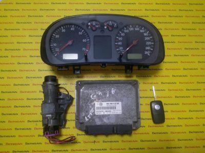 Kit pornire VW Golf4 1.6 06A906019AK, 5WP437103, motor AKL,