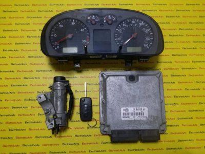 Kit pornire VW Golf4 1.9TDI 0281010091, 038906019AM