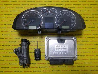 Kit pornire VW Passat 1.9TDI 0281010944, 038906019GL