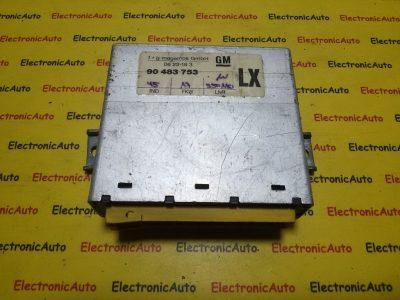 Modul Alarma Opel Tigra 90483753, 0623183