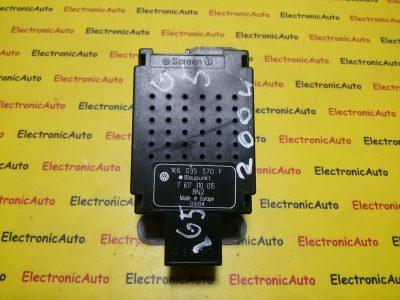 Modul Amplificator antena Vw Golf 5 1K6035570F