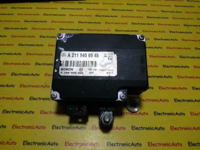 Modul Calculator baterie Mercedes W211 A2115406945