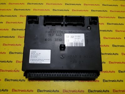 Modul Confort Mercedes ML 1635455232, 05371053