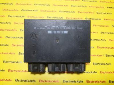 ECU Calculator motor VW Golf4 1.9TDI 0281010112