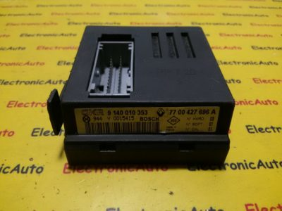 Modul Control Renault Scenic 7700427696A, 9140010353